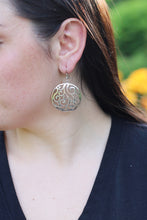 Filagree Earrings