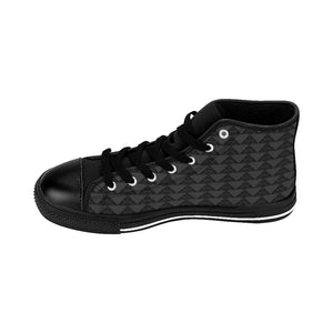 'Io Script Men's High-top Sneakers
