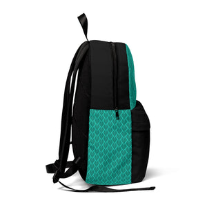 Spear Script Unisex Classic Backpack