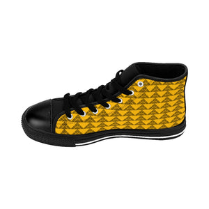 'Io Script Women's High-top Sneakers