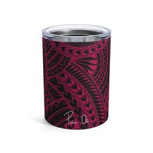 Load image into Gallery viewer, Tribal Tumbler Cup 10oz (Pink)