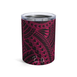 Tribal Tumbler Cup 10oz (Pink)