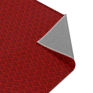 Spear Area Rug (Red)