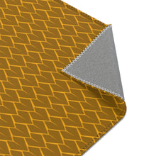 Load image into Gallery viewer, Spear Area Rug (Yellow)