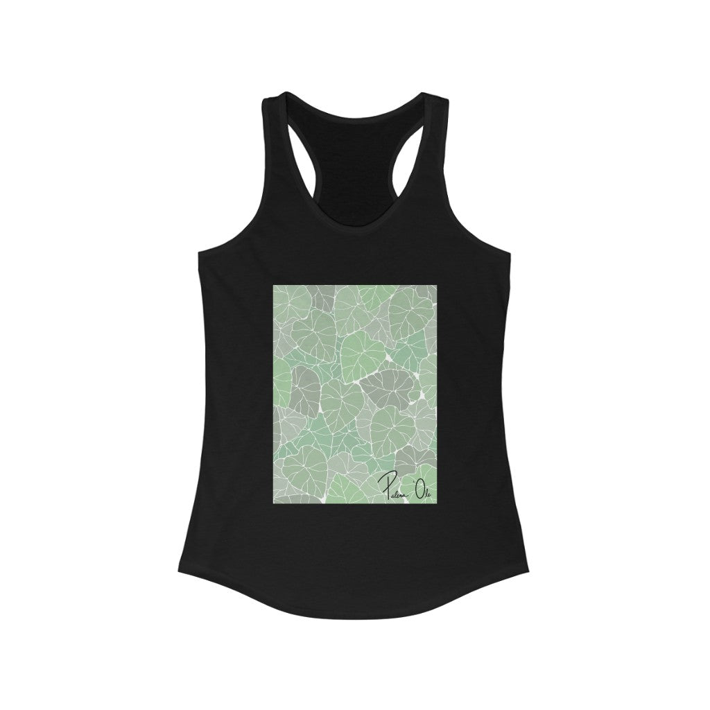 Light Kalo Graphic Racerback Tank