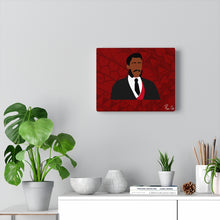 Load image into Gallery viewer, King Lunalilo Canvas Gallery Wraps (Red)