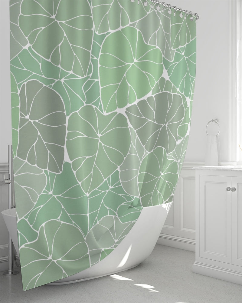Light Kalo Shower Curtain 72