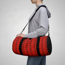 Load image into Gallery viewer, 'Io Script Duffel Bag