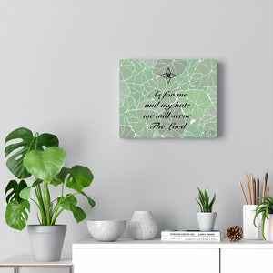 Scripture Canvas Gallery Wraps (Light Kalo)