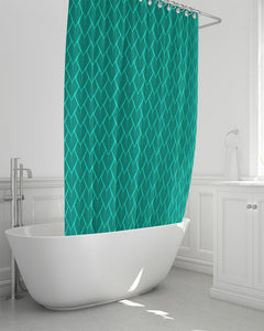 "Spear Shower Curtain 72""x72"""