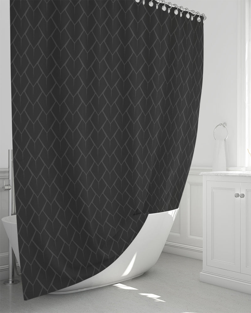 Spear Shower Curtain 72