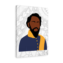 Load image into Gallery viewer, King Kamehameha IV Canvas Gallery Wraps (White)