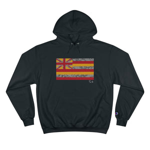 Kanaka Kollection Tribal Flag Champion Hoodie (Y/G)