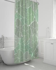 "Light Kalo Shower Curtain 72""x72"""