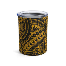 Load image into Gallery viewer, Tribal Tumbler Cup 10oz (Yellow)