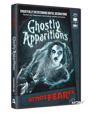 Ghostly Apparitions Kino Projektionen DVD Edition