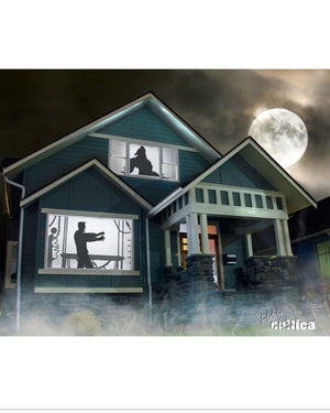 Tricks & Treats Monster Kino Projektionen DVD