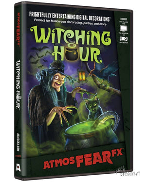 Witching Hour Hexen Kino Projektionen DVD Edition