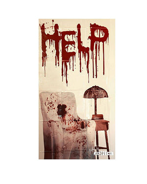 "Horror Folie ""The Psycho House"" - SCREAMSTORE"