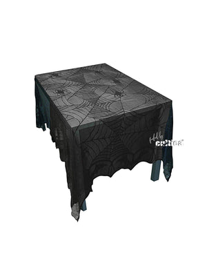 "Tischdecke ""Spooky Spiderweb"" - SCREAMSTORE"