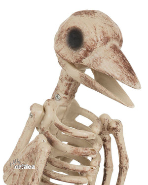 Skelett Horror Vogel - SCREAMSTORE