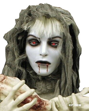 "Animatronic ""Creepy Cruel Cathy"" - SCREAMSTORE"
