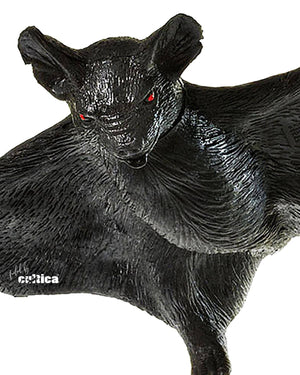"Cult Creature ""Schwarze Riesenfledermaus"" - SCREAMSTORE"