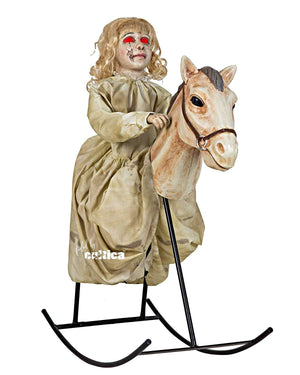 "Animatronic Geist ""Riding Dolly"" - SCREAMSTORE"