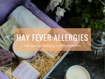 Top Tips to Beat Hay Fever Allergies