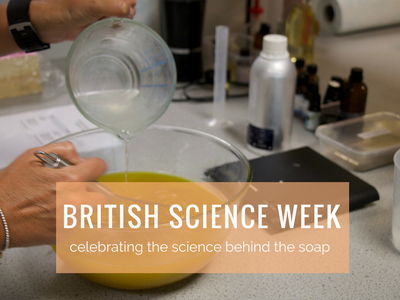 Celebrating British Science Week