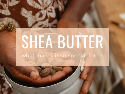 Gorgeous Benefits of Shea Butter