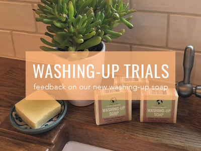 NOTES ON: COSY CLEAN LEMON WASHING UP SOAP