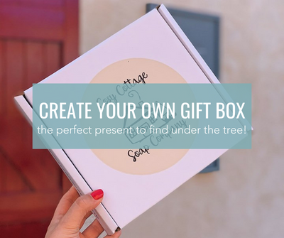 Introducing Create Your Own Gift Boxes!