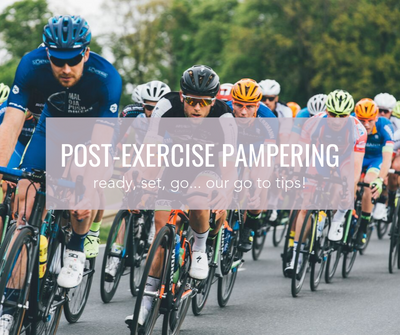 Ready, Set, Go! Our Top Picks for Post-Exercise Pampering