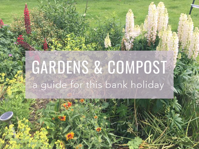 Gardens, Compost and Cosy Cottage Soap