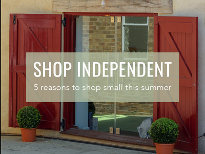 8 Reasons to Shop Independent