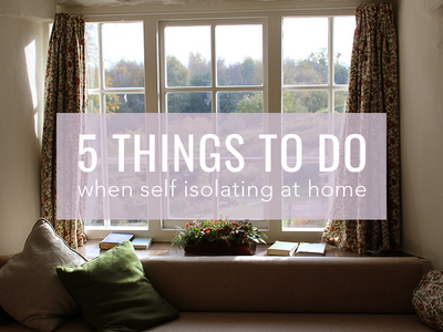 5 Free and Fun Things to Do at Home