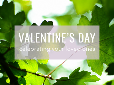 Ways to Celebrate Valentine's Day