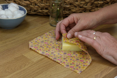 Wax Soap Wraps