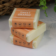 Vegan Energising Sweet Orange Soap