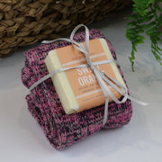Soap & Snuggly Woollen Sock Gift Set