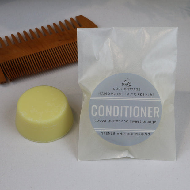 Cosy Cottage Soap  Solid Conditioner Bar Without Tin