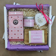 Geranium Treats Gift Box