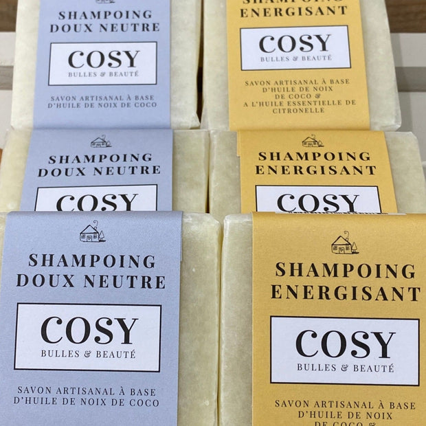 French Branded 55g COSY Shampoos