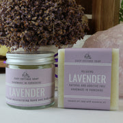 Lavender Soap & Cream Set