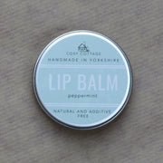 Cosy Cottage Soap Peppermint Lip Balm