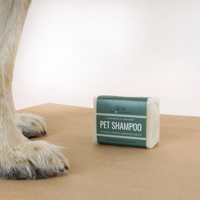 Cosy Cottage Soap Pet Shampoo Bar