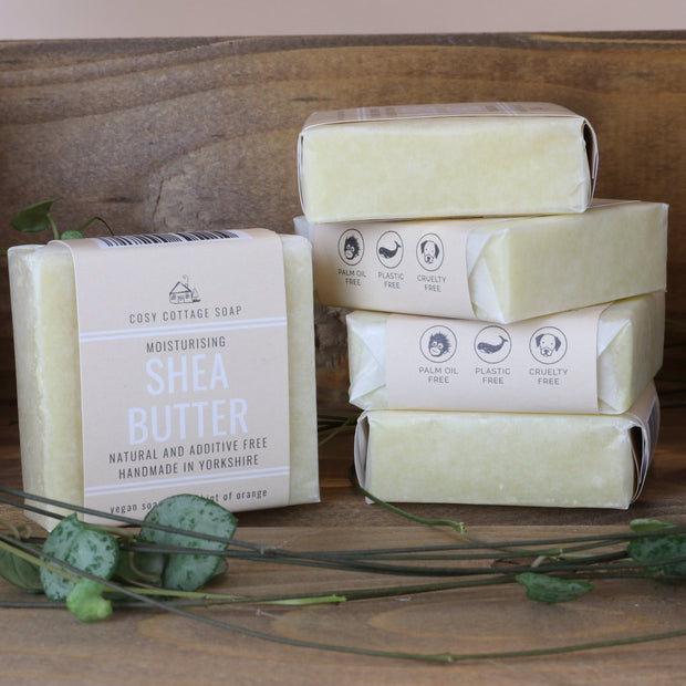 Cosy Cottage Soap Shea Butter Facial Soap