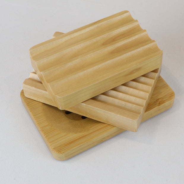 Cosy Cottage Soap Wooden Hemu & Bamboo Soap Dishes