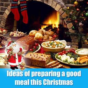 Ideas of preparing a good meal this Christmas